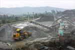 4 khu vực được chọn đấu giá quyền khai thác khoáng sản