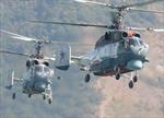 Hạm đội Phương Bắc của Nga tập trận ở Bắc Cực
