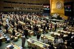 LHQ thông qua Nghị quyết kỷ niệm 70 năm kết thúc Thế chiến 2