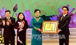 Ngành y tế đón nhận Huân chương Độc lập Hạng Nhất