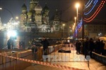 Nga phát hiện ô tô chở hung thủ bắn ông Nemtsov
