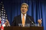 Ngoại trưởng Mỹ tới Thụy Sĩ đàm phán về Ukraine
