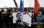 Tình tiết mới tại hiện trường vụ ám sát ông Nemtsov