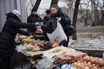 Donetsk khan hiếm thực phẩm