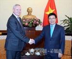 Thứ trưởng Ngoại giao Nga thăm Việt Nam