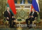Tổng thống Belarus thăm Nga