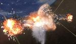 Vệ tinh quân sự Mỹ phát nổ