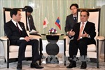 Thủ tướng Lào thăm chính thức Nhật Bản