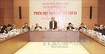 Khai mạc phiên họp toàn thể Ủy ban Pháp luật của Quốc hội
