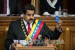 Tổng thống Venezuela tố cáo âm mưu phá hoại cách mạng