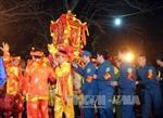 Nhộn nhịp Lễ khai ấn Đền Trần Nam Định 2015