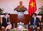 Phó Thủ tướng Phạm Bình Minh tiếp Đại sứ Hà Lan