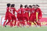 Khai mạc Giải bóng đá nữ quốc gia 2015
