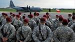 Nga quan ngại sự hiện diện của lính Mỹ tại Ukraine