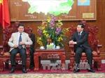 Phó Thủ tướng Lào thăm, làm việc tại Bắc Ninh