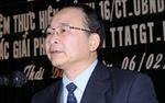 Ông Phạm Văn Sinh giữ chức Bí thư Tỉnh ủy Thái Bình