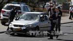 Tấn công tại Jerusalem, ít nhất 5 người bị thương