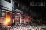 Nguyên nhân ban đầu vụ cháy kinh hoàng tại công ty Samho