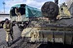 Ukraine tập trận bắn đạn thật trên Biển Đen