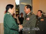 Bộ Quốc phòng Việt Nam - Campuchia ký Nghị định thư