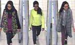 Cảnh sát Anh nhận sai lầm vụ 3 thiếu nữ trốn sang Syria