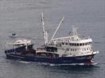 Tàu Đài Loan chở 2 thủy thủ Việt mất tích trên Đại Tây Dương