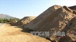 Xử lý vi phạm trong khai thác khoáng sản