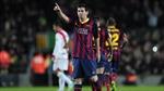 Barcelona giành ngôi đầu bảng của Real Madrid