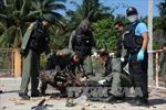 Thái Lan cáo buộc phe 'Áo Đỏ' gây ra các vụ nổ