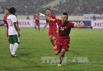 Olympic Việt Nam thắng 1-0 trước Indonesia