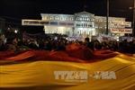 Hy Lạp đồng ý đàm phán với các chủ nợ