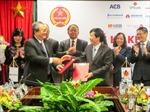 MHB ký thỏa thuận triển khai thu thuế điện tử