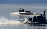 Ngắm tàu ngầm 'xương sống' của Hải quân Nga