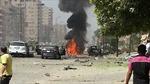 Nổ bom gần trụ sở Quốc hội Ai Cập