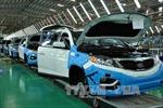 Doanh số bán ô tô tháng 2 giảm mạnh