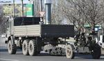 OSCE yêu cầu danh sách vũ khí hạng nặng ở Ukraine