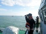 Tàu chuyên dụng Argentina tìm kiếm tàu có thủy thủ Việt mất tích
