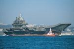 Trung Quốc xác nhận đang đóng tàu sân bay thứ hai