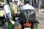 TP.HCM: Bắt 9 vụ vận chuyển gia cầm không rõ nguồn gốc