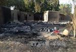 Nigeria phát hiện nhà máy chế tạo bom của Boko Haram