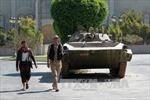 Phiến quân Houthi đàm phán với Saudi Arabia