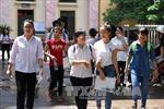 Công bố 38 cụm thi Trung học phổ thông quốc gia
