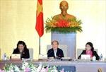Bế mạc phiên họp thứ 36, Ủy ban thường vụ Quốc hội khóa XIII