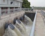 Bảo đảm nước tưới cho vụ đông xuân