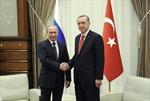 Nga, Thổ Nhĩ Kỳ thảo luận dự án Dòng chảy Thổ Nhĩ Kỳ