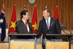 Australia, Việt Nam chia sẻ lợi ích chung trong duy trì ổn định khu vực