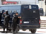 Tấn công tại thủ đô Tunisia, ít nhất 8 người thiệt mạng