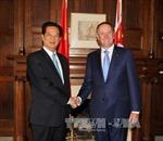Thủ tướng Nguyễn Tấn Dũng thăm chính thức New Zealand