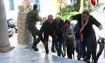Hiện trường vụ giải cứu con tin đẫm máu ở Tunisia