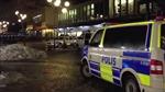 Xả súng đẫm máu tại Thụy Điển